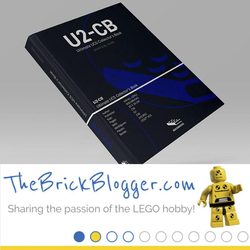 Rocobricks. Tienda online sets de LEGO baratos. Set de Lego barato. Libros de LEGO